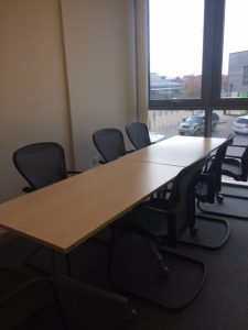 picture of the meeting room