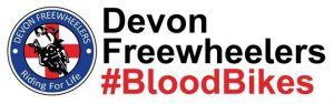 Devon Freewheelers charity logo